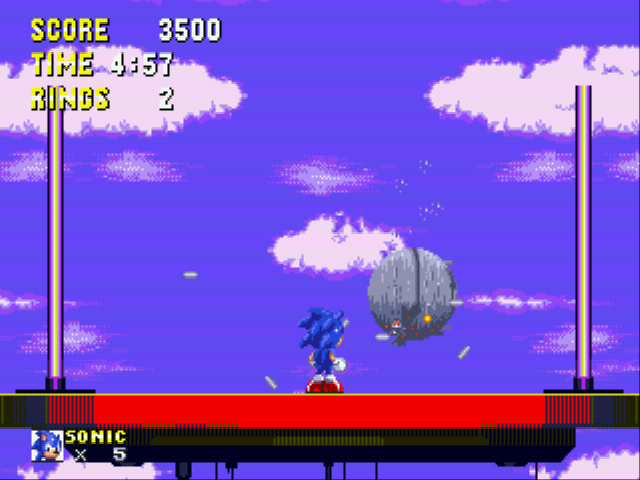 Sonic 3 Complete - Ending  - wow - User Screenshot